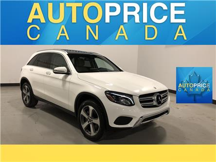 2018 Mercedes-Benz GLC 300 Base (Stk: W2936) in Mississauga - Image 1 of 26