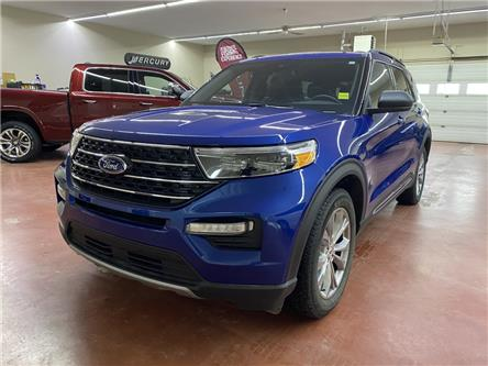 2020 Ford Explorer XLT (Stk: T20-165A) in Nipawin - Image 1 of 23