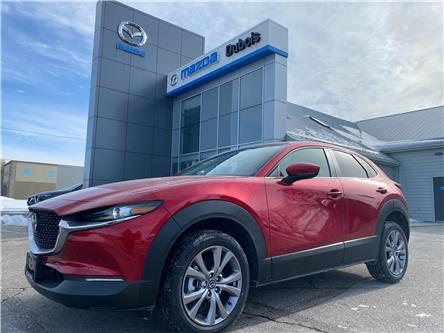 2021 Mazda CX-30 GS (Stk: T2136) in Woodstock - Image 1 of 22
