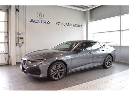 2021 Acura TLX A-Spec (Stk: M801160) in Brampton - Image 1 of 18