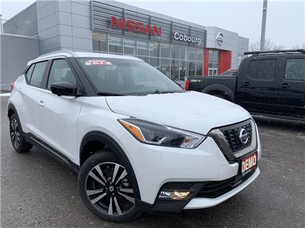 2020 Nissan Kicks SR (Stk: CLL530377) in Cobourg - Image 1 of 15