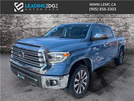 2019 Toyota Tundra Limited 5.7L V8 (Stk: 18690) in King - Image 1 of 15