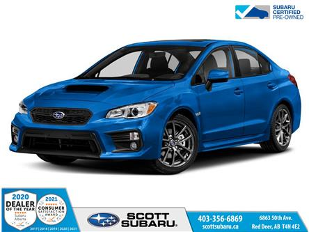 2018 Subaru WRX Sport-tech (Stk: SS0429) in Red Deer - Image 1 of 10