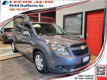 2012 Chevrolet Orlando 1LT (Stk: 569209) in Toronto - Image 1 of 27