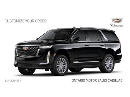 2021 Cadillac Escalade Sport (Stk: ORDER2) in Oshawa - Image 1 of 28