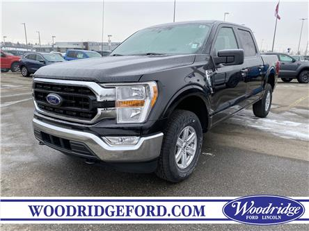 2021 Ford F-150 XLT (Stk: M-514) in Calgary - Image 1 of 5
