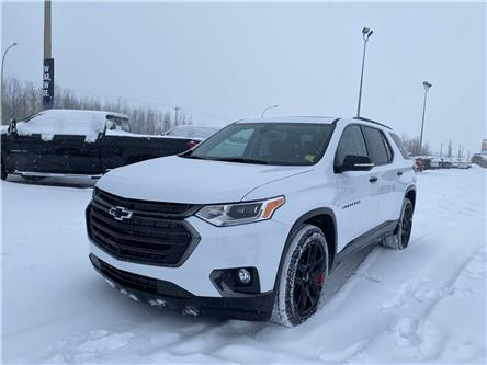 2021 Chevrolet Traverse Premier (Stk: T2154) in Athabasca - Image 1 of 22