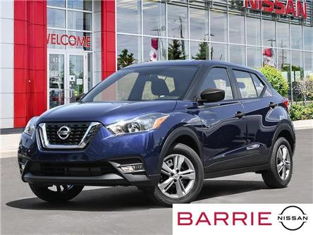 2020 Nissan Kicks S (Stk: 20491) in Barrie - Image 1 of 23