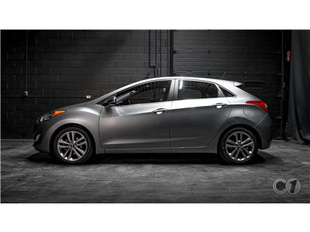 2016 Hyundai Elantra GT Limited (Stk: CT21-13) in Kingston - Image 1 of 41