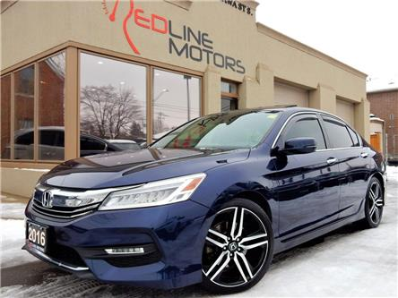 2016 Honda Accord Touring (Stk: 1HGCR2) in Kitchener - Image 1 of 27