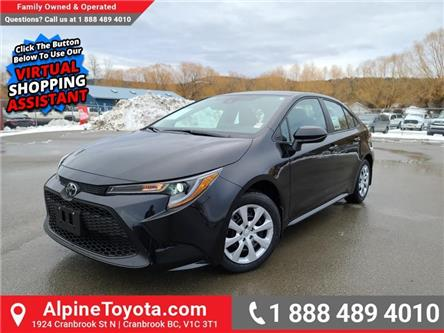 2021 Toyota Corolla LE (Stk: P204582) in Cranbrook - Image 1 of 22