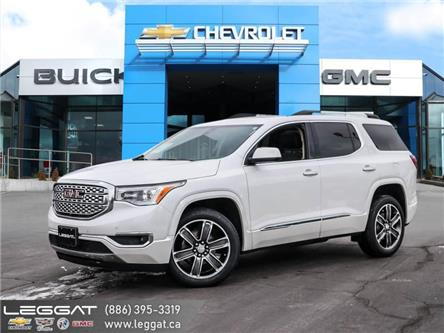 2017 GMC Acadia Denali (Stk: 218034A) in Burlington - Image 1 of 27