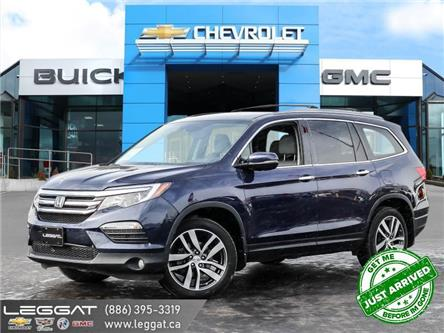 2017 Honda Pilot Touring (Stk: 6234A) in Burlington - Image 1 of 28
