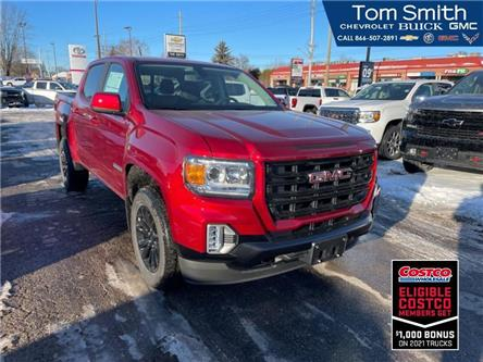 2021 GMC Canyon Elevation (Stk: 210222) in Midland - Image 1 of 9