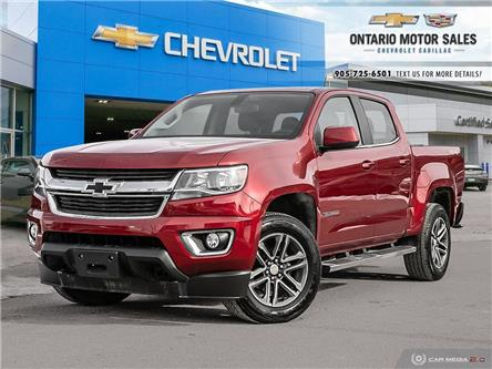 2019 Chevrolet Colorado LT (Stk: 192482A) in Oshawa - Image 1 of 36