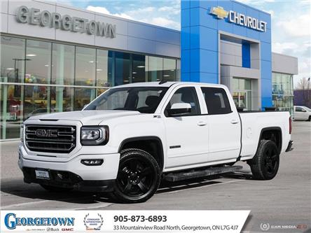 2017 GMC Sierra 1500 SLE (Stk: 33087) in Georgetown - Image 1 of 27