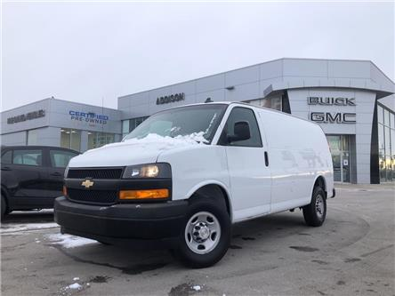 2020 Chevrolet Express 2500 Work Van (Stk: U142941) in Mississauga - Image 1 of 18