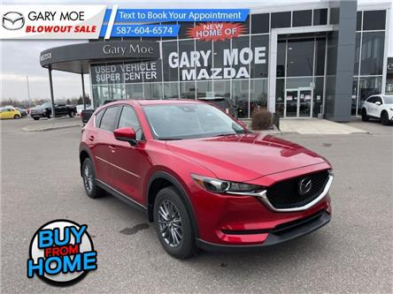 2017 Mazda CX-5 GS (Stk: 21-8798A) in Lethbridge - Image 1 of 30