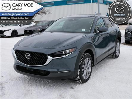 2021 Mazda CX-30 GS (Stk: 1X30357) in Red Deer - Image 1 of 16