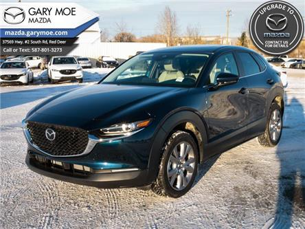 2021 Mazda CX-30 GS (Stk: 1X33569) in Red Deer - Image 1 of 14