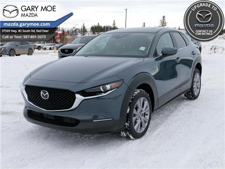 2021 Mazda CX-30 GS (Stk: 1X31147) in Red Deer - Image 1 of 16