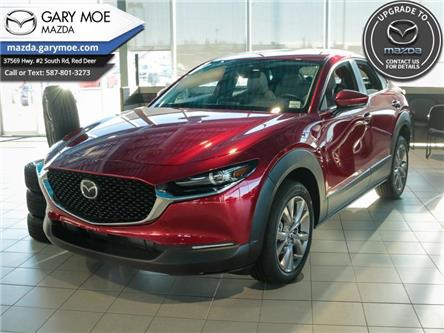 2021 Mazda CX-30 GS (Stk: 1X37760) in Red Deer - Image 1 of 14