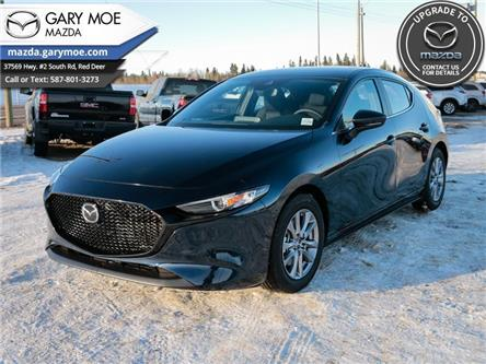 2021 Mazda Mazda3 Sport GS (Stk: 1MS7672) in Red Deer - Image 1 of 15