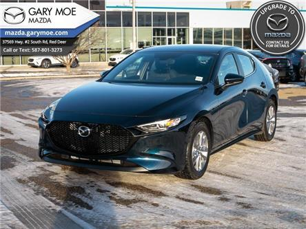 2021 Mazda Mazda3 Sport GX (Stk: 1M38071) in Red Deer - Image 1 of 15