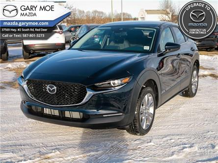 2021 Mazda CX-30 GS (Stk: 1X35888) in Red Deer - Image 1 of 15