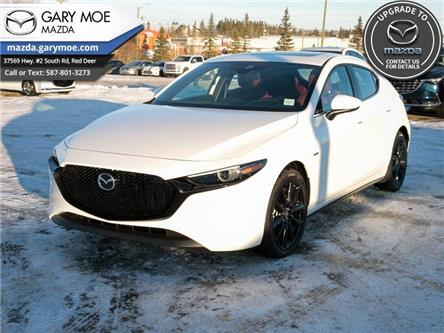 2021 Mazda Mazda3 Sport 100th Anniversary Edition (Stk: 1MS8508) in Red Deer - Image 1 of 15