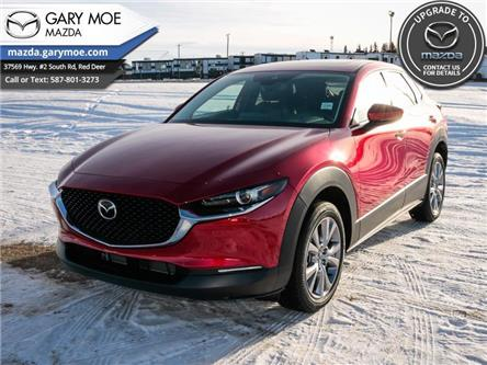 2021 Mazda CX-30 GS (Stk: 1X34806) in Red Deer - Image 1 of 15