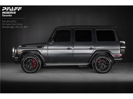 2017 Mercedes-Benz AMG G 63 Base (Stk: LV001) in Woodbridge - Image 1 of 20
