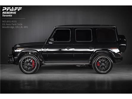 2019 Mercedes-Benz AMG G 63 Base (Stk: MU2433A) in Woodbridge - Image 1 of 20
