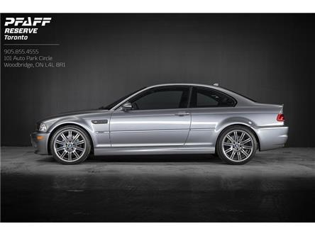 2006 BMW M3 Base (Stk: MU2500) in Woodbridge - Image 1 of 19