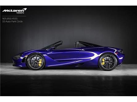 2020 McLaren 720S Spider Performance (Stk: MU2530) in Woodbridge - Image 1 of 21