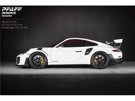 2018 Porsche 911 GT2 RS (Stk: MU2538) in Woodbridge - Image 1 of 22