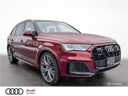 2021 Audi Q7 55 Technik (Stk: 21070) in Windsor - Image 1 of 30