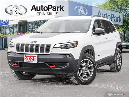 2020 Jeep Cherokee Trailhawk (Stk: 512308AP) in Mississauga - Image 1 of 27