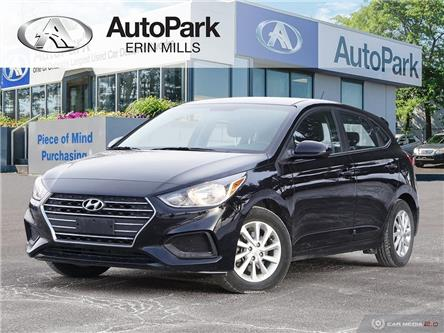2019 Hyundai Accent Preferred (Stk: 45768AP) in Mississauga - Image 1 of 26
