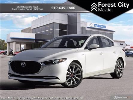 2021 Mazda Mazda3 GT w/Turbo (Stk: 21M39018) in London - Image 1 of 22