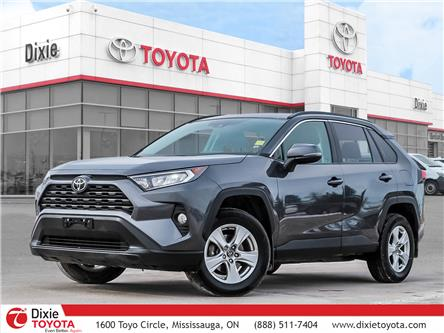 2019 Toyota RAV4 XLE (Stk: D201989A) in Mississauga - Image 1 of 30