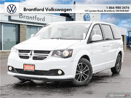 2018 Dodge Grand Caravan GT (Stk: TI21036A) in Brantford - Image 1 of 27