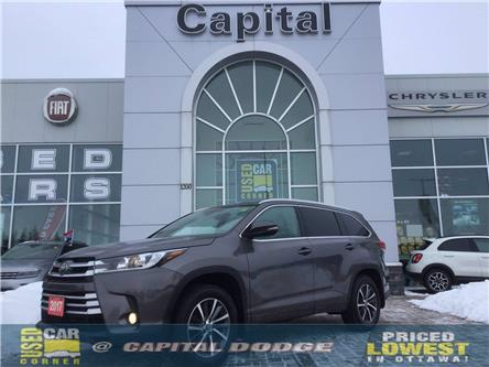 2017 Toyota Highlander XLE (Stk: M00199A) in Kanata - Image 1 of 26