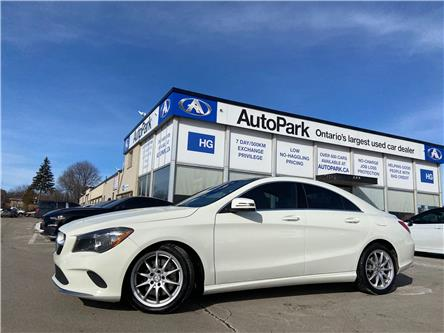 2017 Mercedes-Benz CLA 250 Base (Stk: 17-91955) in Brampton - Image 1 of 22