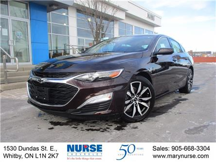 2021 Chevrolet Malibu RS (Stk: 21N017) in Whitby - Image 1 of 28