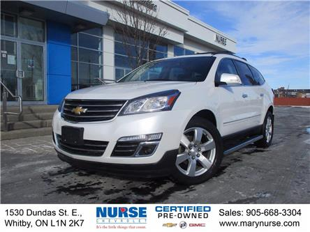 2017 Chevrolet Traverse Premier (Stk: 10X467) in Whitby - Image 1 of 30