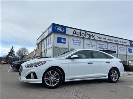 2019 Hyundai Sonata ESSENTIAL (Stk: 19-94197) in Brampton - Image 1 of 22