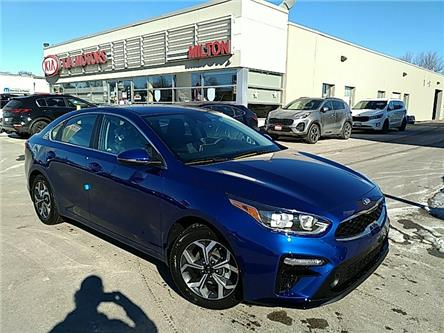 2021 Kia Forte EX (Stk: 322610) in Milton - Image 1 of 13