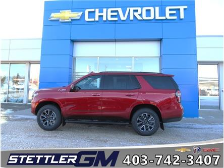 2021 Chevrolet Tahoe Z71 (Stk: 21071) in STETTLER - Image 1 of 22