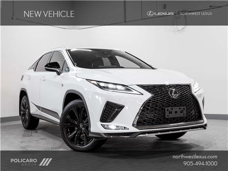 2021 Lexus RX 350 Base (Stk: 274552) in Brampton - Image 1 of 24